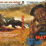 Hatari (1962) R2 German Cover