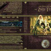 Der Herr der Ringe – Die zwei Türme Extended Edition (2002) R2 German Cover