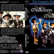 The Three Musketeers / The Four Musketeers Double Feature (1973-1974) R1 Custom Cover