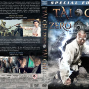 Tai Chi Zero / Tai Chi Hero Double Feature (2012) R1 Custom Cover