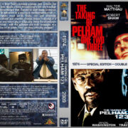The Taking of Pelham 123 Double Feature (1974-2009) R1 Custom Cover
