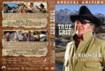 True Grit / Rooster Cogburn Double Feature (1969-1975) R1 Custom Cover