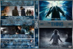The Thing Double Feature (1982-2011) R1 Custom Cover