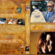 The Thomas Crown Affair Double Feature (1968-1999) R1 Custom Cover