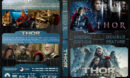 Thor Double Feature (2011-2013) R1 Custom Covers
