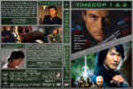 Timecop Double Feature (1994-2003) R1 Custom Cover