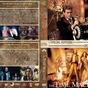 The Time Machine Double Feature (1960-2002) R1 Custom Cover