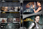 Tomb Raider Double Feature (2001-2003) R1 Custom Covers