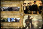 Tombstone / Wyatt Earp Double Feature (1993-1994) R1 Custom Cover
