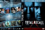 Total Recall Double Feature (1990-2012) R1 Custom Cover