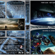 Transformers Double Feature (2007-2009) R1 Custom Cover