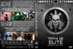 Tropa de Elite Double Feature (2007-2010) R1 Custom Cover