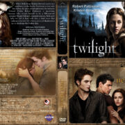 Twilight / Twilight: New Moon Double Feature (2008-2009) R1 Custom Cover