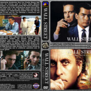 Wall Street Double Feature (1987-2010) R1 Custom Covers