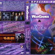 War Games Double Feature (1983-2007) R1 Custom Cover