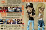 Wayne's World Double Feature (1992-1993) R1 Custom Cover
