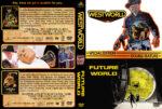 Westworld / Futureworld Double Feature (1973-1976) R1 Custom Cover