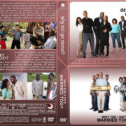 Why Did I Get Married Double Feature (2007-2010) R1 Custom Cover