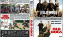 Wild Hogs / Old Dogs Double Feature (2007-2009) R1 Custom Cover