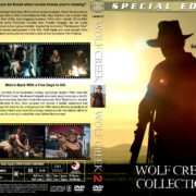 Wolf Creek Double Feature (2004-2013) R1 Custom Cover