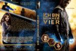 Ich bin Nummer Vier (2011) R2 German Covers