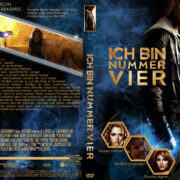 Ich bin Nummer Vier (2011) R2 German Covers