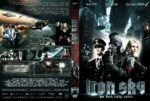 Iron Sky (2012) R2 German Custom Covers