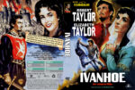 Ivanhoe – Der schwarze Ritter (1952) R2 German Covers