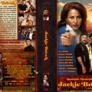 Jackie Brown (1997) R2 German Custom Cover