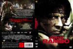 John Rambo (2008) R2 German Cover
