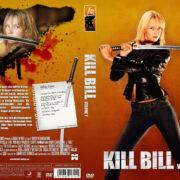 Kill Bill: Vol. 1 (2003) R2 German Covers