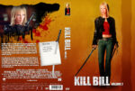 Kill Bill: Vol. 2 (2004) R2 German Covers