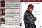"Curtis ""50 Cent"" Jackson Triple Feature (2005-2011) R1 Custom Cover"