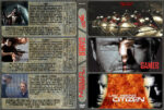300 / Gamer / Law Abiding Citizen Triple Feature (2007-2009) R1 Custom cover