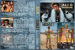 Ali G Indahouse / Borat / Bruno Triple Feature (2004-2009) R1 Custom Cover