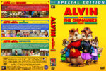 Alvin and the Chipmunks Triple Feature (2007-2011) R1 Custom Covers