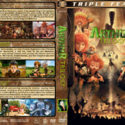 Arthur Trilogy (2006-2010) R1 Custom Cover