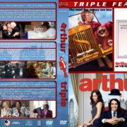 Arthur Triple Feature