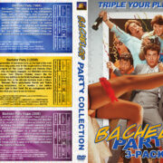 Bachelor Party Triple Feature (1984-2006) R1 Custom Cover