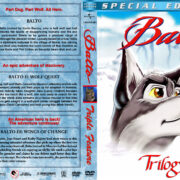 Balto Trilogy (1995-2005) R1 Custom Cover