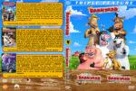 Barnyard Triple Feature (2006-2008) R1 Custom Cover
