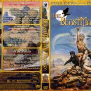 Beastmaster Trilogy (1982-1996) R1 Custom Cover