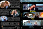 Before Sunrise / Before Sunset / Before Midnight Triple Feature (1995-2013) R1 Custom Cover
