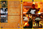Behind Enemy Lines Triple Feature (2001-2009) R1 Custom Cover