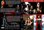 Bloodrayne Trilogy (2005-2010) R1 Custom Cover