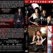 Bloodrayne Trilogy (2005-2010) R1 Custom Cover