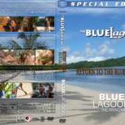 The Blue Lagoon Triple Feature (1995-2013) R1 Custom Cover
