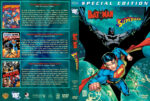 Batman / Superman Triple Feature (1998-2010) R1 Custom Cover