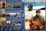 Braveheart / Saving Private Ryan / Gladiator Triple Feature (1995-2000) R1 Custom Cover