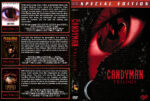 Candyman Trilogy (1992-1999) R1 Custom Cover